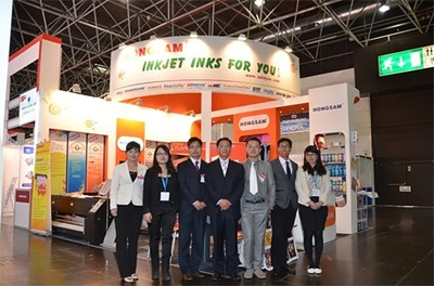 Hongsam выставки в европе и азии
