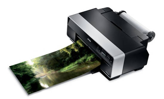 модель Epson Stylus Photo R3000