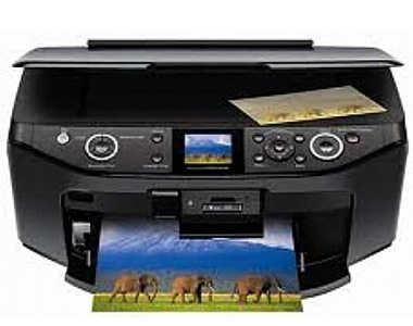 Принтер epson Stylus Photo RX595