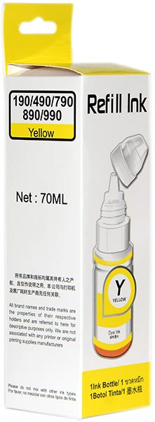 GI190-Y-70 box 1 yellow G2400
